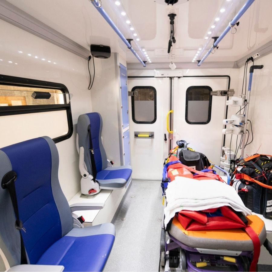 Institut de formation des ambulanciers et auxiliaires ambulanciers