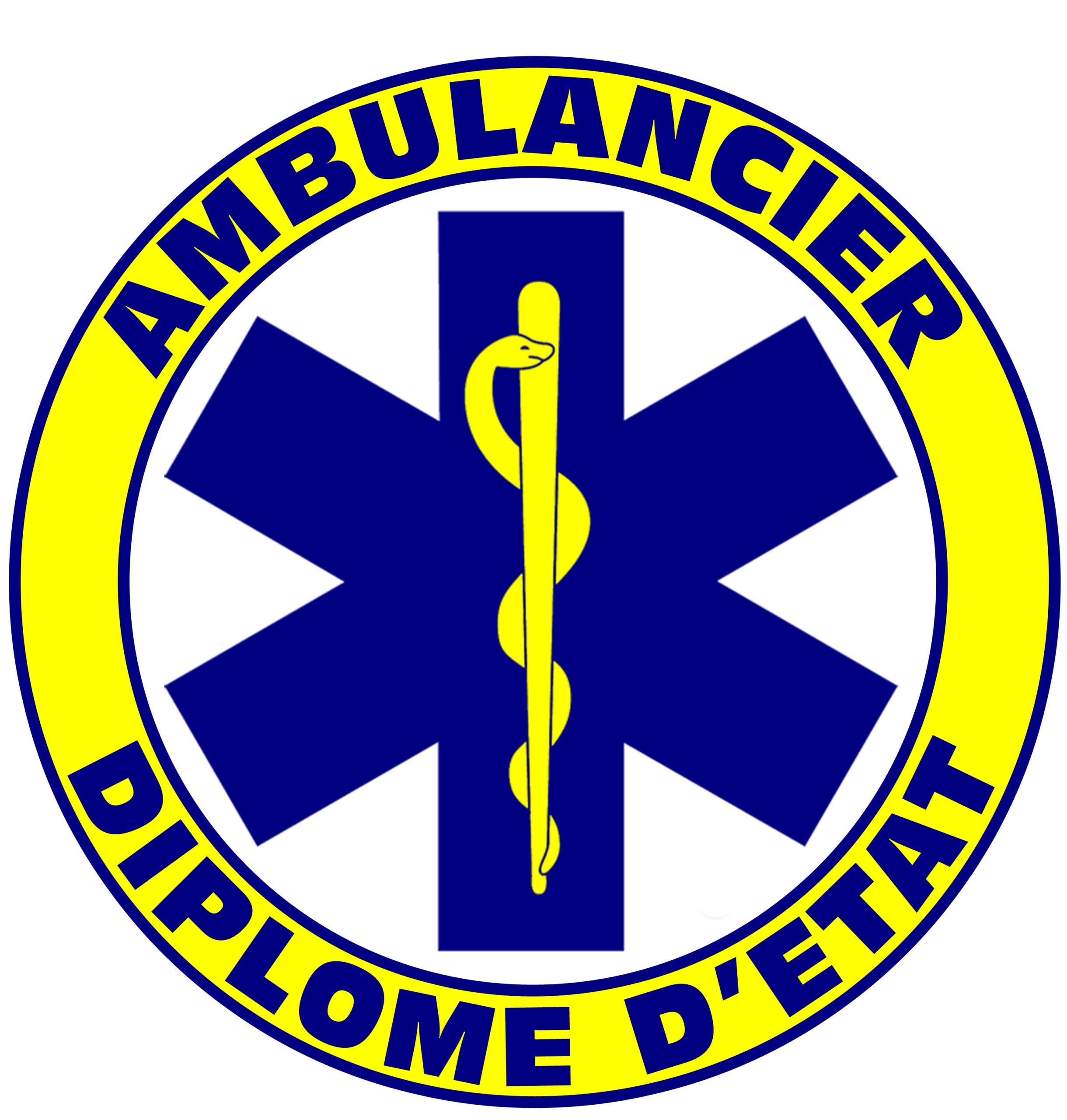 Ambulancier Diplômé d'Etat